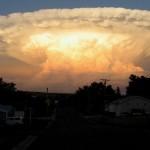 Atomic Bomb Cloud