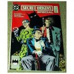 Batman Secret Origins