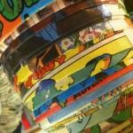 Comic Books Bowls