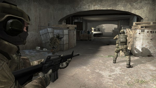 Counter Strike Global Offensive in game Image
