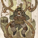 Doctor Octopus Steampunk