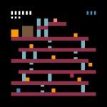 Donkey Kong pixel art