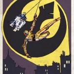 Droids over Gotham