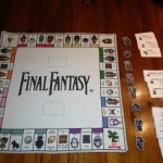 Final Fantasy III Monopoly set Image 1