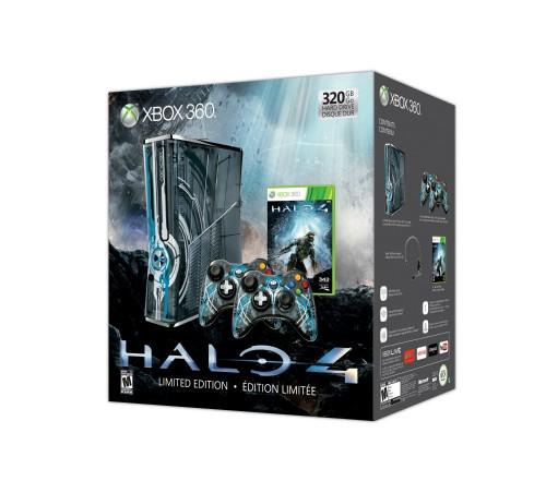 Halo 4 Legendary Edition Xbox 360 bundle Image 1