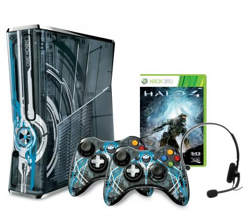 Halo 4 Legendary Edition Xbox 360 bundle Image 2