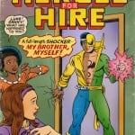 Heroes for hire cover