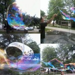 How To Make A Huge Soap Bubble