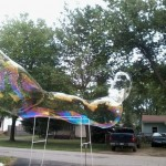 How To Make A Huge Soap Bubble 2
