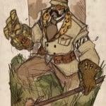 Kraven the hunter steampunk