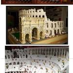 Lego Colosseum 3