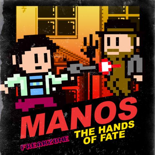 Manos FreakZone Games Box Image