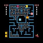 Pac Man pixel art