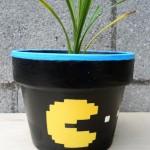 Pacman Flower Pot