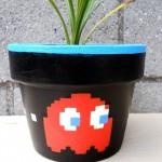 Pacman Flower Pot 2
