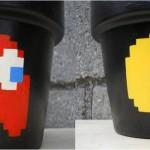 Pacman Flower Pot 3