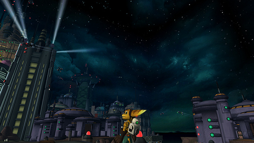 Ratchet & Clank Collection stars Image