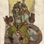 Scorpion Steampunk