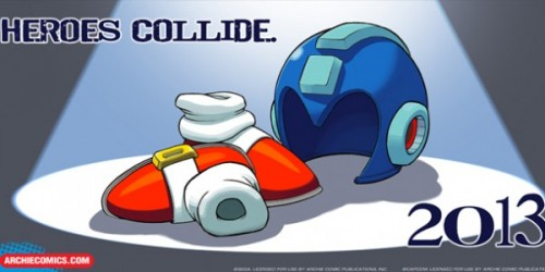 Sonic Mega crossover Archie Comics Image 1