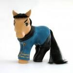 Spock Pony