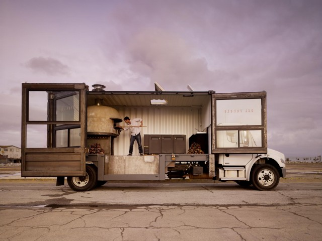 Del Popolo truck