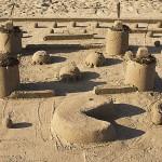 geeky sand sculptures 5