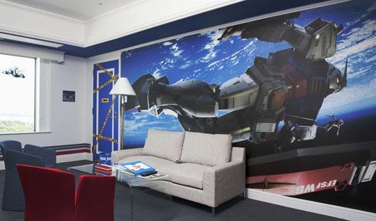 gundam-hotel