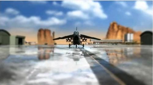 rickonami UN Squadron remake header Image