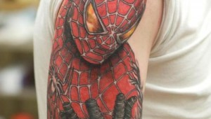 spider-man-tattoo