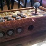 wooden arcade controller 3