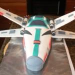 x-wing cake 1