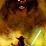 Balrog vs Yoda