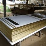 Bible Coffin