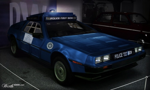 Delorean-Tardis