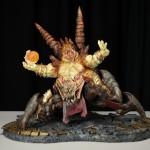 Diablo III sculpture 1