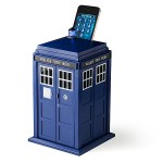 Doctor Who TARDIS Smart Safe for iPhone