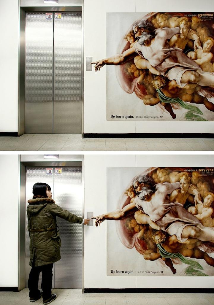 Elevator ad 1