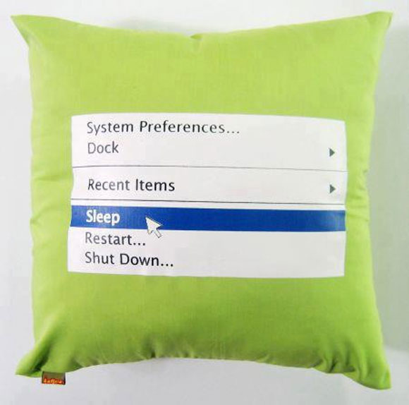 Geek-Pillow