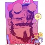Hell Boy Mario