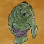 Hulk Manatee