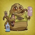 Jabba Hutt Kid
