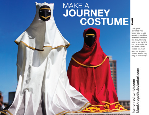 Make a Journey costume image