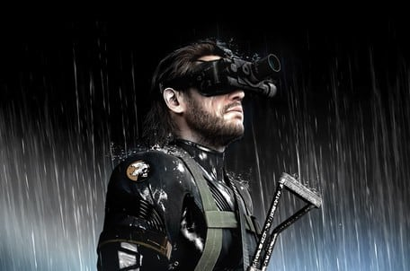 Metal Gear Solid Ground Zeroes art header image