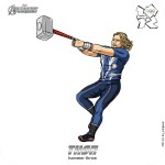 Olympic-Avengers-Thor