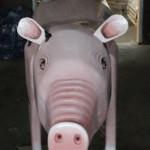 Pig Coffin