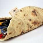 Pita Bread Pencil Holder 2