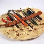 Pita Bread Pencil Holder 3