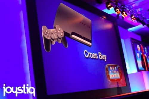PlayStation Vita crossbuy Gamescom Image