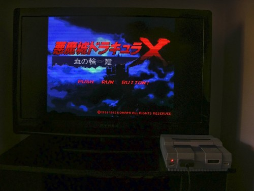 Project Retro SNES Dracula X Image