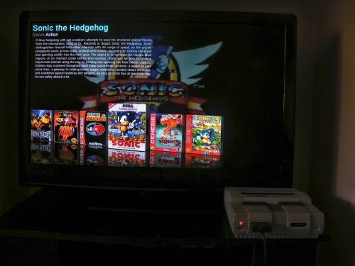 Project Retro SNES Sega Image